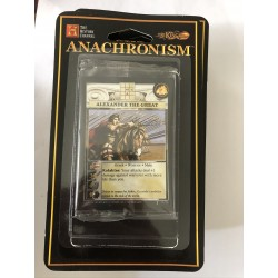 Pack Hero Anachronism - Alexander the Great