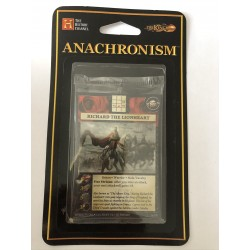 Pack Hero Anachronism - Richard the Lionheart