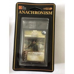Pack Hero Anachronism - Amazonia
