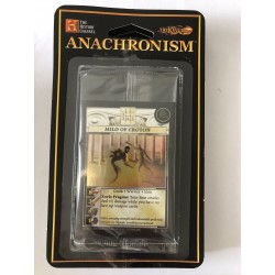 Pack Hero Anachronism - Milo of Croton
