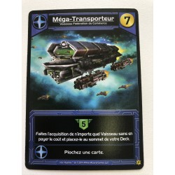 Cartes Promo Star Realms - Mega Transporteur