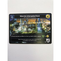 Cartes Promo Star Realms - Marché Intergalactique
