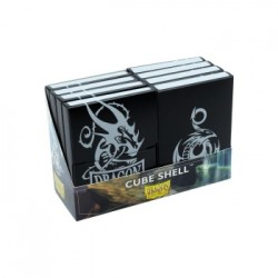 Mini deck box 20 cartes - Dragon Shield - Noir