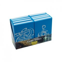 Mini deck box 20 cartes - Dragon Shield - Bleu