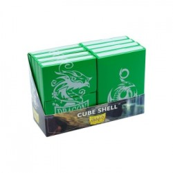 Mini deck box 20 cartes - Dragon Shield - Vert
