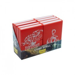Mini deck box 20 cartes - Dragon Shield - Rouge