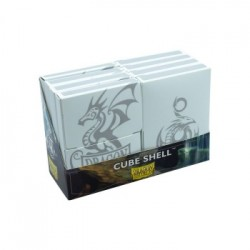 Mini deck box 20 cartes - Dragon Shield - Blanc