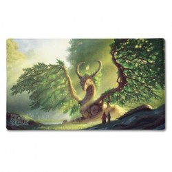 Tapis de Jeu Dragon Shield Lime Laima