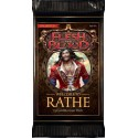 LOT de 6 Boosters Welcome to Rathe UNLIM Flesh & Blood TCG