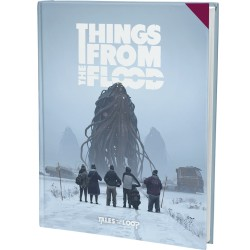 Things from the Flood - Livre de Base