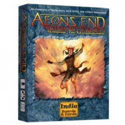 VO - Aeon's End: Ext Return to Gravehold