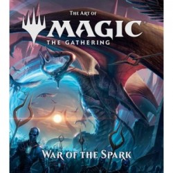 The Art of Magic: The Gathering - War of the Spark