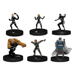 Fantastic Four Future Foundation Fast Forces - Marvel HeroClix