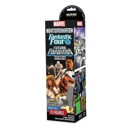 Brick de 10 Boosters Fantastic Four Future Foundation - Marvel HeroClix
