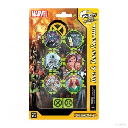 Marvel HeroClix: X-Men House of X Dice and Token Pack