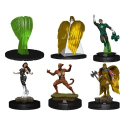 Brick de 10 Boosters Wonder Woman 80th Anniversary - DC Comics HeroClix