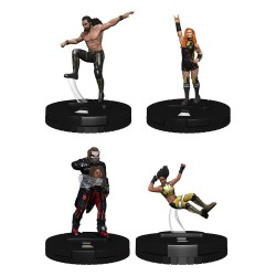 Superstar Shake-up WWE Ring STARTER 2 J- WWE HeroClix