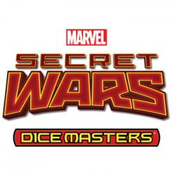 PRECO JUIN 2021 Display de 8 Draft Packs Secret Wars - Marvel Dice Masters