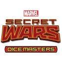 PRECO JUIN 2021 LOT de 2 Displays de 8 Draft Packs Secret Wars - Marvel Dice Masters