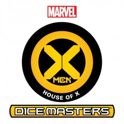 PRECO SEPT 2021 Display de 8 Draft Packs House of X - Marvel Dice Masters