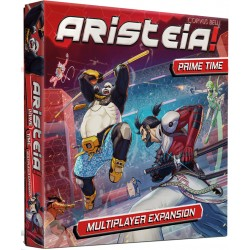 Aristeia - Prime Time: Extension 3-4 joueurs