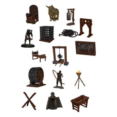 WarLock Tiles Accessory: Torture Chamber