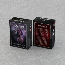 VF - Deck Malkavian 5ème Edition - Vampire The Eternal Struggle