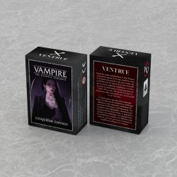 VF - Deck Ventrue 5ème Edition - Vampire The Eternal Struggle