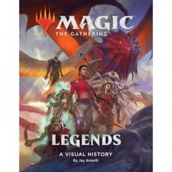 Legends - Histoire Visuelle - Magic: The Gathering