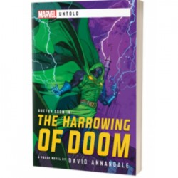 The Harrowing Of Doom - Marvel Untold - Roman - Marvel