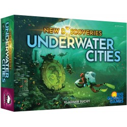 VO - Underwater Cities: Extension New Discoveries