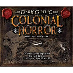 Dark Gothic: Extension Colonial Horror