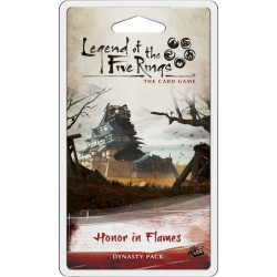 Honor in Flames - Tempations Cycle 5.2 - Legend of the 5 Rings LCG