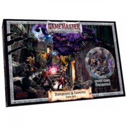 Gamemaster Dungeons & Caverns Core Set - The Army Painter