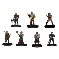 D&D Icons of the Realms - The Yawning Portal Inn: Friendly Faces Pack