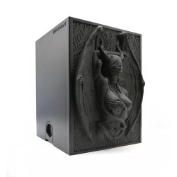 Deck Box Epic Repliquant - Lilith Anthracite 100 cartes