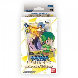 Starter Deck 3 Heaven's Yellow - DIGIMON CARD GAME
