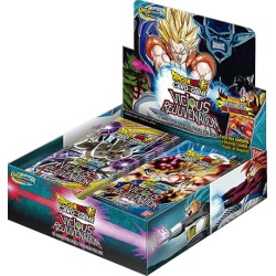 22/01 PRECO - VF - 1 Booster Unison Warrior 3 - DRAGON BALL SUPER Card Game