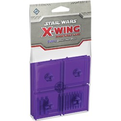 Supports X Wings Violet