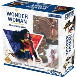 Wonder Woman 80th Anniversary - DC Comics HeroClix Battlegrounds