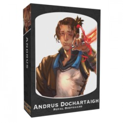 BattleCON - Andrus Dochartaigh Solo Fighter