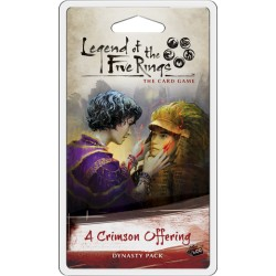 A Crimson Offering - Tempations Cycle 5.3 - Legend of the 5 Rings LCG