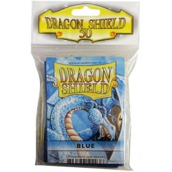 50 Protèges cartes Dragon Shield - Bleu