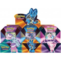 Collection des 3 Pokebox Février 2021 (Flagadoss/Lucario/Mew) - Pokemon