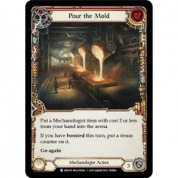 Pour the Mold (Red) - Flesh And Blood TCG