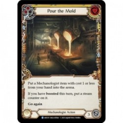Pour the Mold (Yellow) - Flesh And Blood TCG