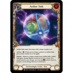 Aether Sink - Flesh And Blood TCG