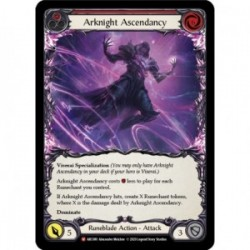 Arknight Ascendancy - Flesh And Blood TCG