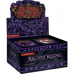 1 Booster Arcane Rising Flesh & Blood TCG