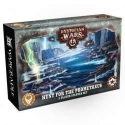 VF Dystopian Wars - Hunt for the Prometheus